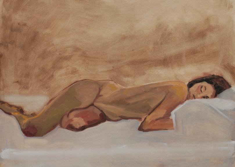 Camille    TsC 15F (61 x 50 cm) 2013