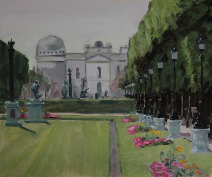 jardin de l'Observatoire 10F