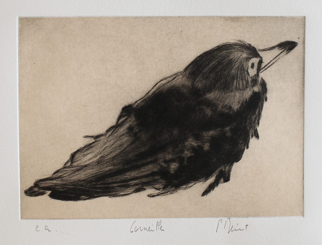 Corneille etching